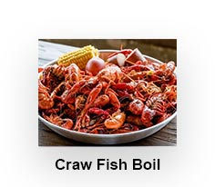 Craw Fish Boil
