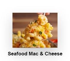 Seafood Mac & Cheese